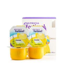 Fortimel Creme Baunilha 4x125g