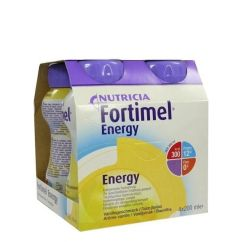Fortimel Energy Baunilha 4x200ml
