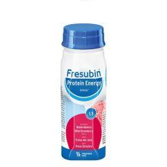Fresubin Protein Energy Drink Bebida Proteíca Morango 4x200ml