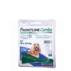 Frontline Combo Cão 10-20 Kg Pipeta 1,34mlx1