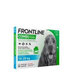 Frontline Combo Cão 10-20 Kg Pipeta 1,34mlx3