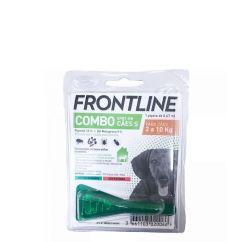 Frontline Combo Cão 2-10 Kg Pipeta 0,67mlx1