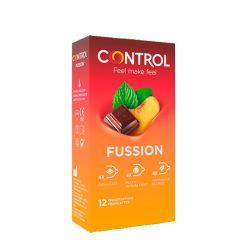 Control Essence Fussion Preservativos 12unid.