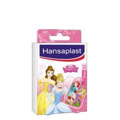 Hansaplast Disney Princess Pensos Rápidos 20unid.