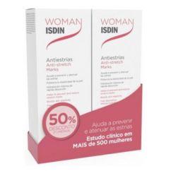 Isdin Woman Duo Creme Anti-Estrias 2x250ml