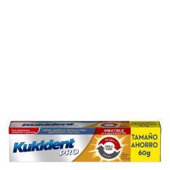 Kukident Pro Dupla Ação Creme Fixador de Próteses 60gr