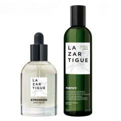 Lazartigue Kit Antiqueda Reacional Oferta Shampoo Fortificante