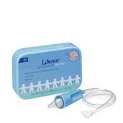 Libenar Baby Aspirador Nasal + 3 Recargas