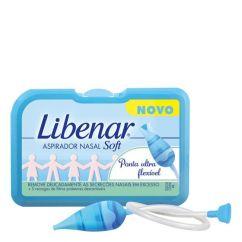 Libenar Baby Aspirador Nasal Soft + 5 Recargas