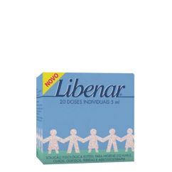 Libenar Baby Soro Fisiológico Esterilizado 20unid.