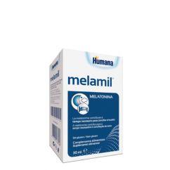 Melamil Suplemento Alimentar com Melatonina 30ml