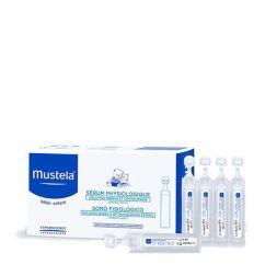 Mustela Soro Fisiológico Monodoses 40x5ml