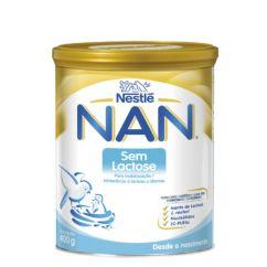 Nestlé Nan Sem Lactose Leite Pó 400g