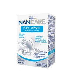 Nan Care Flora Support Suplemento Saquetas 14unid.