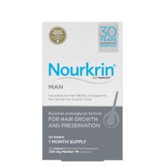 Nourkrin Homem Comprimidos Anti-Queda 60unid.