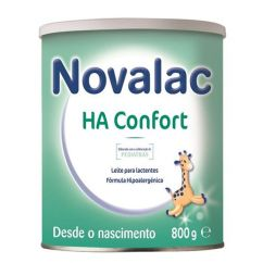 Novalac HA Confort Leite Hipoalergénico 800gr
