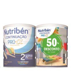 Nutribén Pro-Alfa 2 Leite de Continuação Preço Especial 2x800gr
