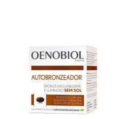 Oenobiol Autobronzeador Cápsulas 30unid.