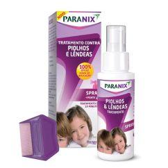 Paranix Spray Tratamento Piolhos 100ml