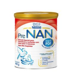 Nestlé Pre Nan Stage 2 PDF Leite Pó 400g