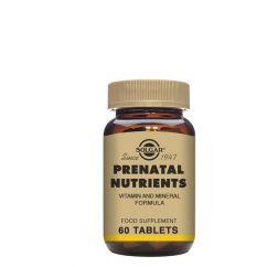 Solgar Prenatal Nutrients Suplemento Comprimidos 60unid