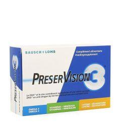 Preservision 3 Suplemento Alimentar Cápsulas 180unid.