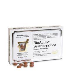 Bioactivo Selénio + Zinco Comprimidos 60unid.