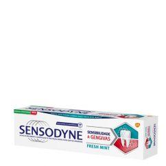 Sensodyne Sensibilidade e Gengivas Fresh Mint Pasta Dentífrica 75ml