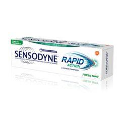 Sensodyne Rapid Action Pasta Dentífrica Fresh Mint 75ml Preço Especial