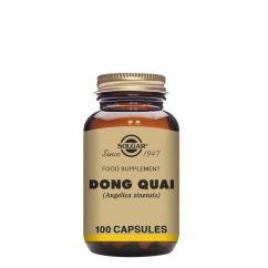 Solgar Extrato da Raiz de Angélica Chinesa (Dong Quai) 100 cápsulas vegetais