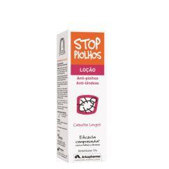 Stop Piolhos Loção Cabelos Longos 100ml