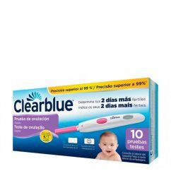 Clearblue Teste de Ovulação Digital 10unid.