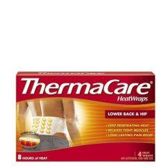 Thermacare Emplastro Térmico Lombar e Ancas 4unid.