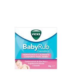 Vicks Babyrub Pomada 50gr