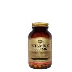 Solgar Vitamina C 1000mg Suplemento Cápsulas 100unid