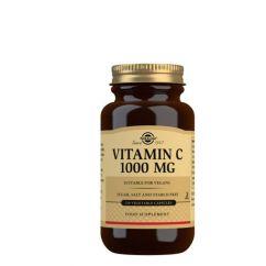 Solgar Vitamina C 1000mg Suplemento Cápsulas 250unid