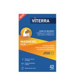 Viterra Magnésio Plus Comprimidos 42unid.