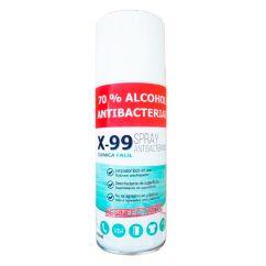 Álcool 70º Spray 400ml