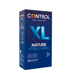 Control Nature XL Preservativos 12unid.