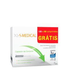 XLS Medical Captador de Gorduras Comprimidos 180unid.