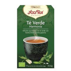 Yogi Tea Chá Verde Harmonia Infusão Saquetas 17unid.